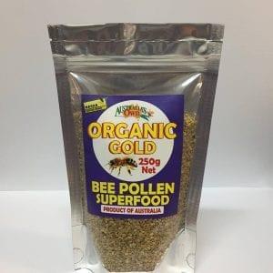 Australias Own Bee Pollen 250g