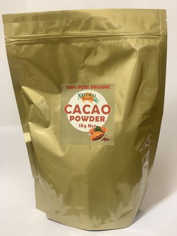 Natural Results Cacao powder 1kg