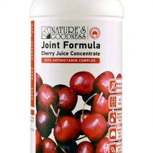 Natures Goodness Cherry Juice Concentrate - 1L