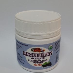 Australia's Own Maqui Berry Activate Powder 75g