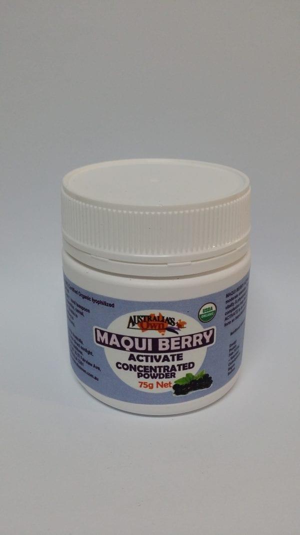 Australia's Own Maqui Berry Activate Powder 75g