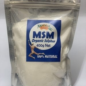 Natural Results MSM 400g