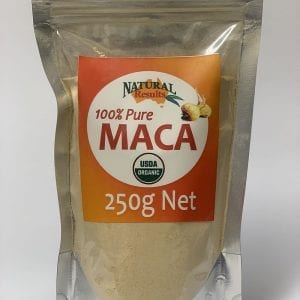 Natural Results Maca 250g
