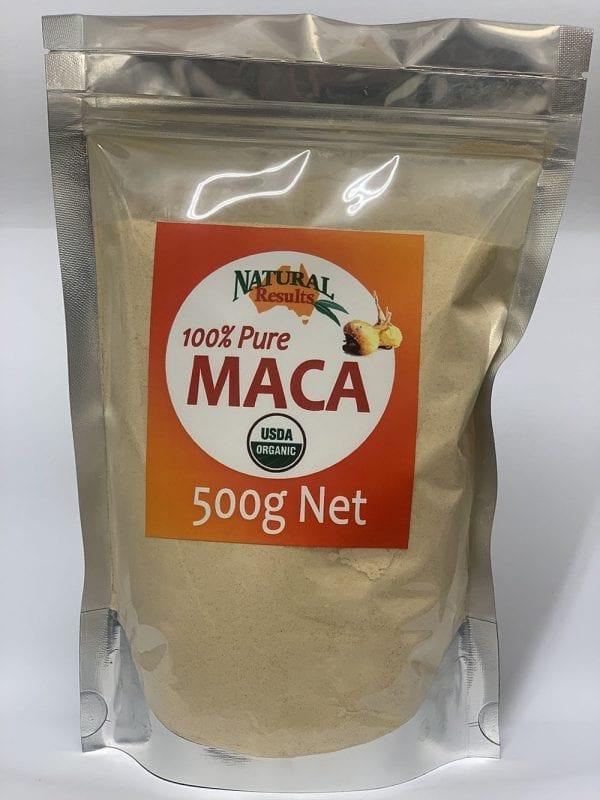 Natural Results Maca 500g