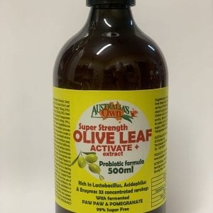Australia's Own Olive leaf extract 500mL