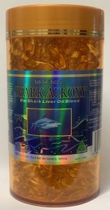 Shark Alkoxy - shark liver oil