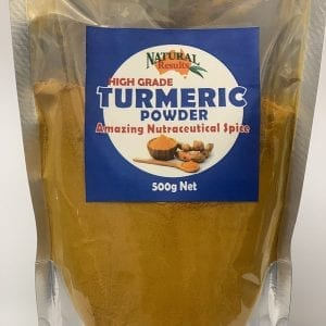 Natural Results Turmeric powder 500g