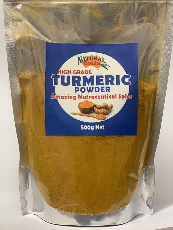 Natural Results Turmeric powder 500g