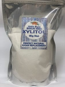 Natural Results Xylitol 1kg
