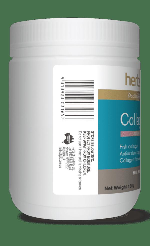 Herbs of Gold Collagen Gold 180g